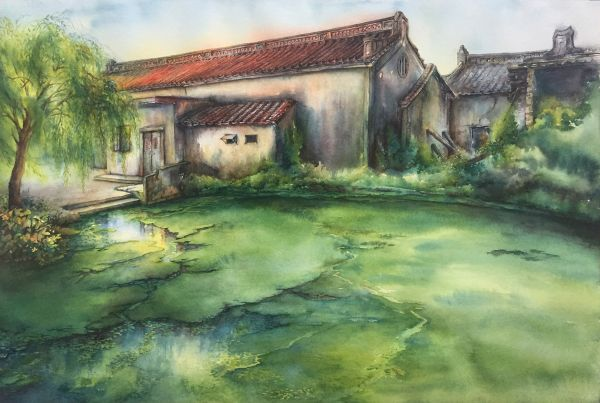 Beyond the Surface ($220 M. Graham watercolor set)
