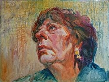 Accent Arts ($75) - On the Edge of Perception by Myrna Wacknov