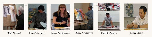 Workshop Instructors: Mike Bailey, Robert Burridge, Dale Laitinen and Don Andrews